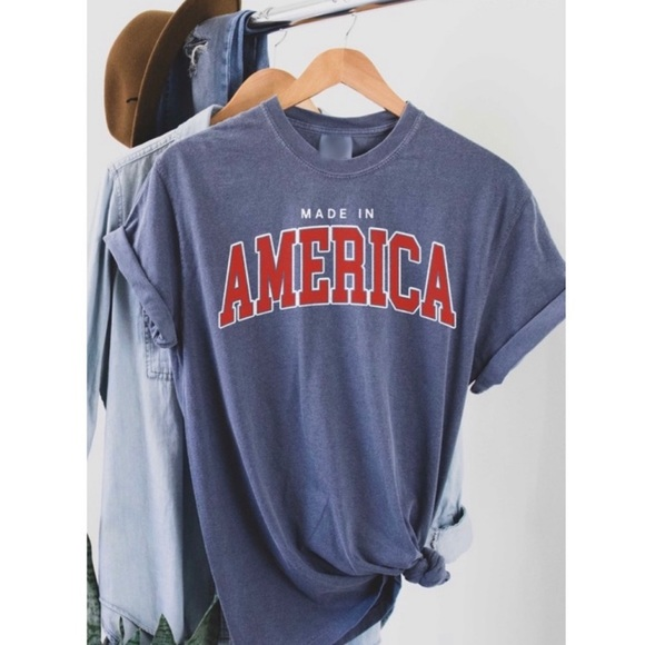 Made in America tee 🇺🇸